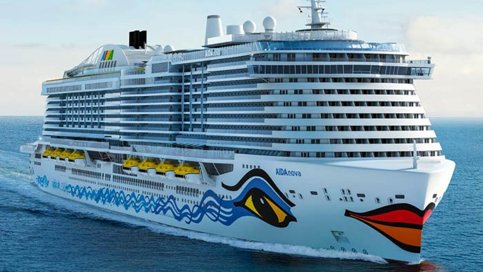AIDAnova Cruise Ship