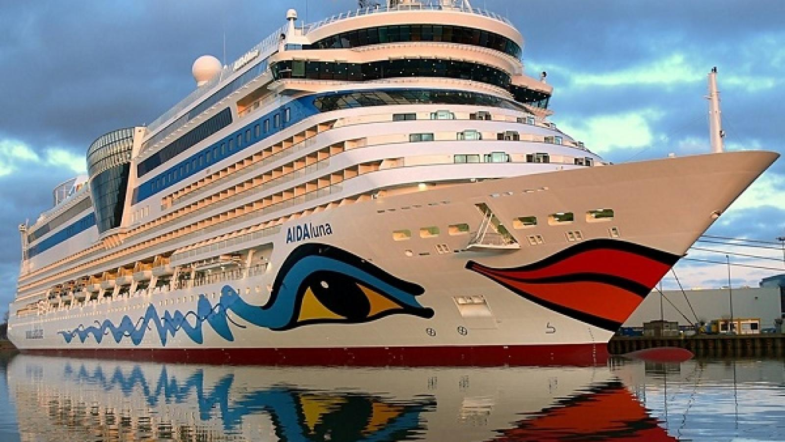 AIDAluna Cruise Ship