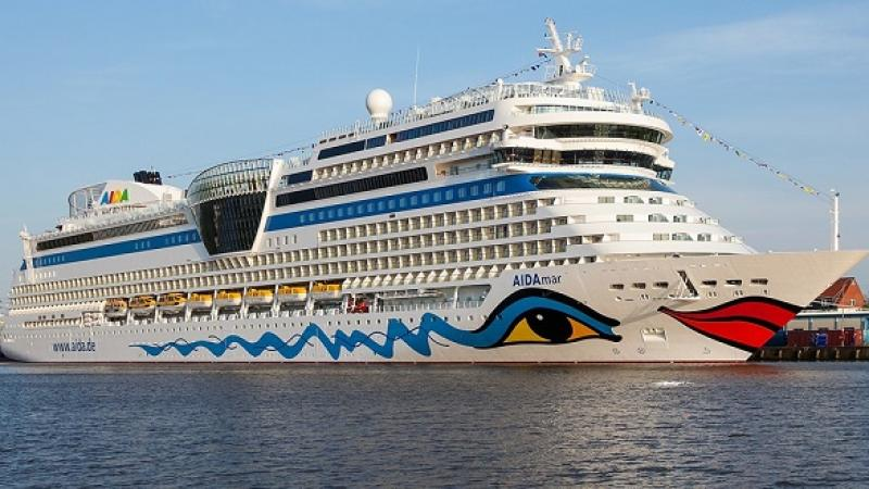 AIDAmar Cruise Ship