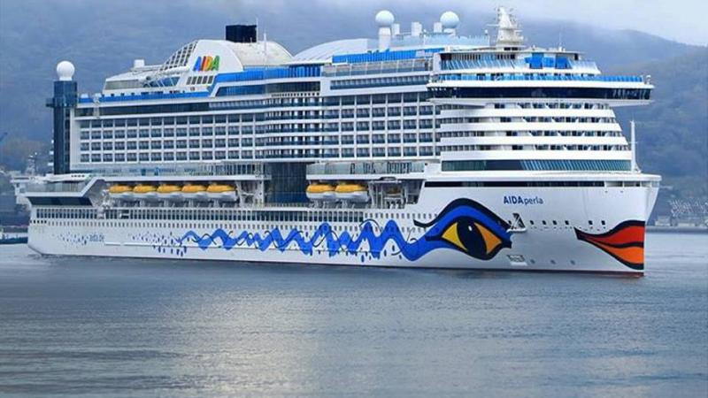 AIDAperla Cruise Ship