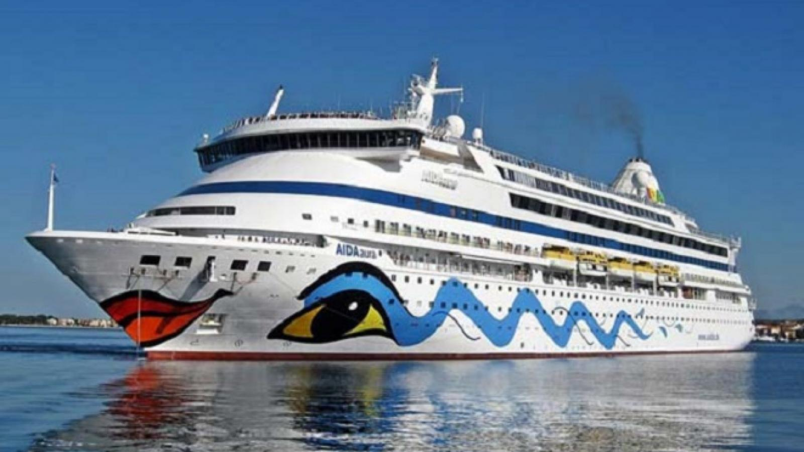 AIDAaura Cruise ship photo