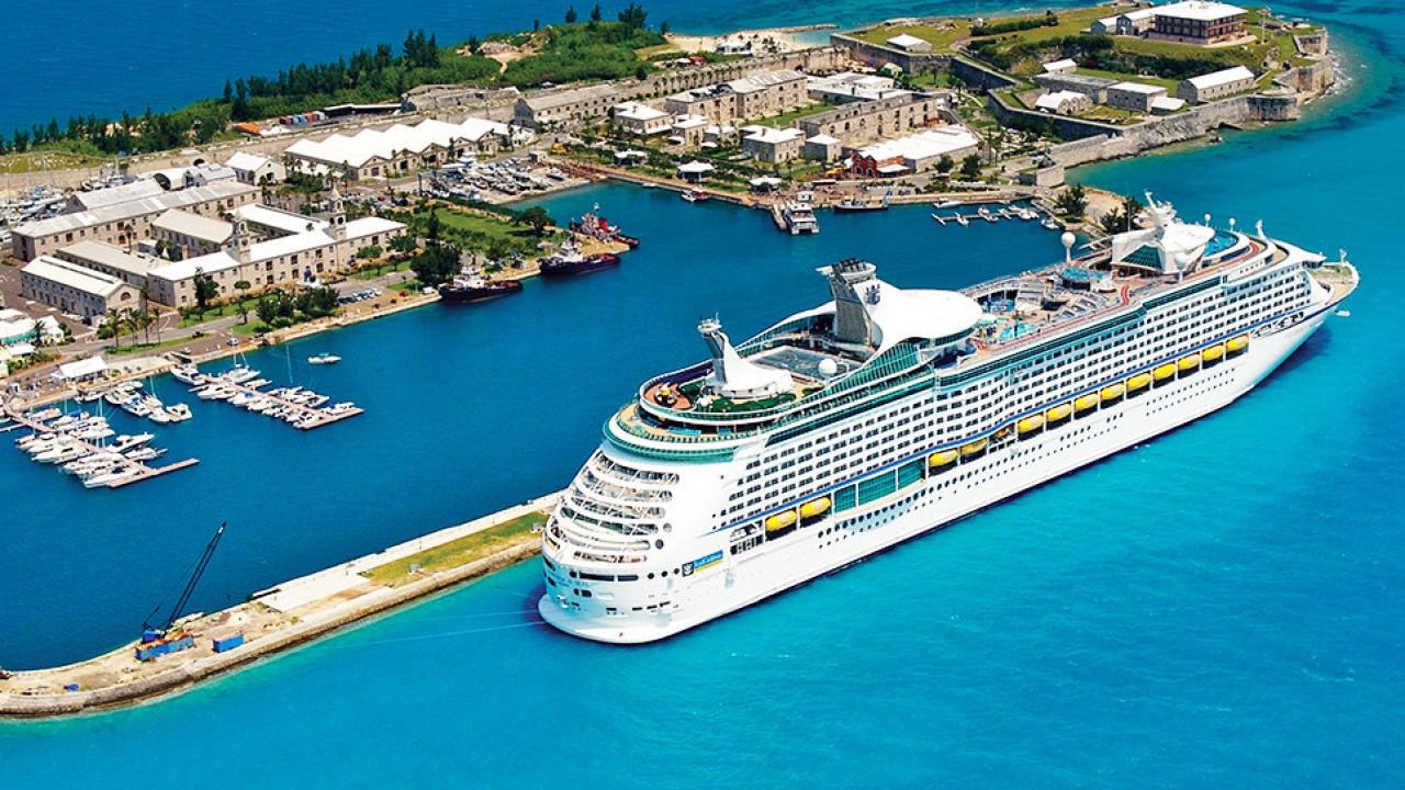 Bermuda's Cruise Ship