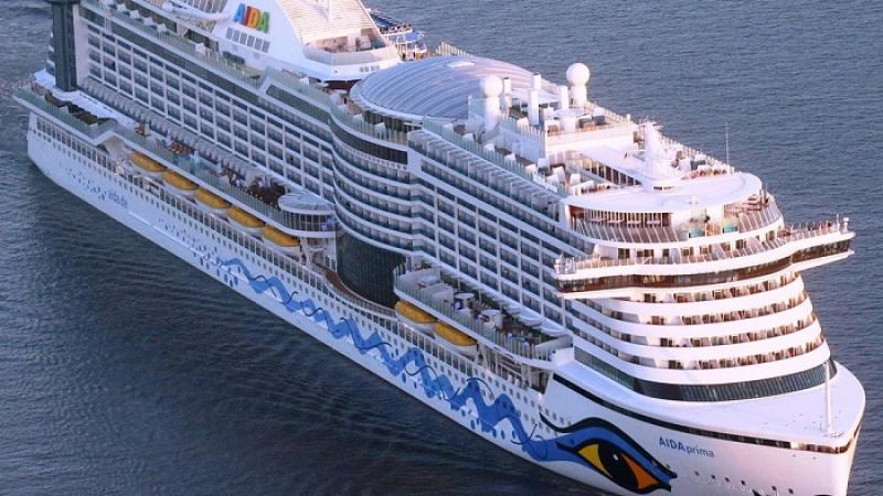 AIDAprima Cruise ship photo
