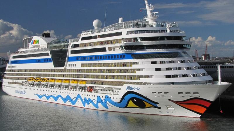AIDAstella Cruise ship photo