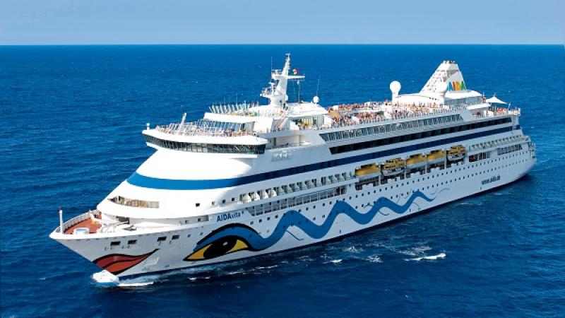 AIDAvita Cruise ship photo