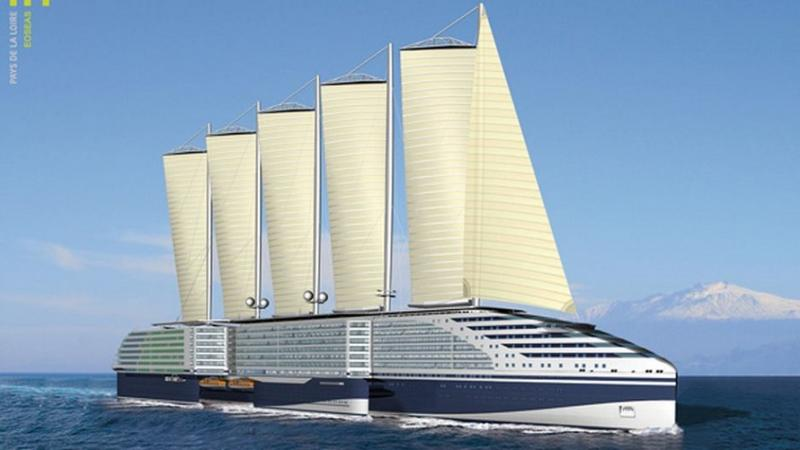 Cruise ship of the future